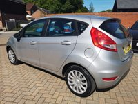 USED 2009 09 FORD FIESTA 1.2 STYLE PLUS 5d 81 BHP 12 month Warranty INC