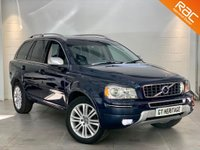 2013 VOLVO XC90 D5 EXECUTIVE AWD [NAV][MASSAGE SEATS] £17497.00