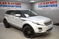 USED 2013 62 LAND ROVER RANGE ROVER EVOQUE 2.2 SD4 PURE TECH 5d AUTO 190 BHP Meridian sound, Bluetooth, Sat Nav, Cruise, 20in alloys
