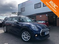 USED 2014 14 MINI HATCH COOPER 1.5 COOPER D 3d 114 BHP
