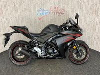 2018 YAMAHA R3 YZF R3 ABS MODEL LOW MILEAGE EXAMPLE 2018 67 £3890.00