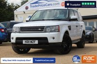 USED 2011 11 LAND ROVER RANGE ROVER SPORT 3.0 TDV6 HSE 5d 245 BHP