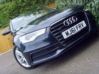 USED 2011 61 AUDI A6 3.0 AVANT TDI QUATTRO S LINE 5d AUTO 245 BHP