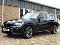 2013 BMW X1 2.0 XDRIVE18D SPORT 5d 141 BHP £10495.00