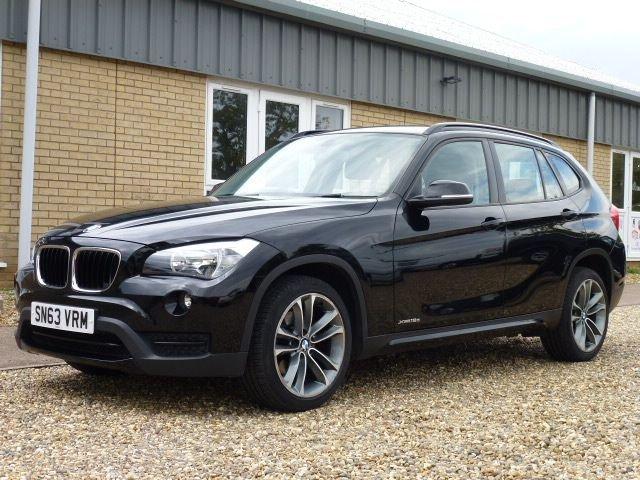 2013 63 BMW X1 2.0 XDRIVE18D SPORT 5d 141 BHP