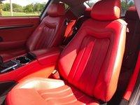 USED 2008 08 MASERATI GRANTURISMO 4.2 V8 AUTO/PADDLESHIFT 400 BHP 2 DR COUPE +F/S/H+SAT NAV+RED LTHR+L@@K