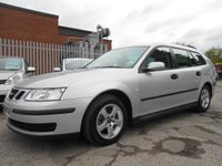 USED 2006 06 SAAB 9-3 1.9 DT LINEAR 5d 120 BHP DIESEL ESTATE