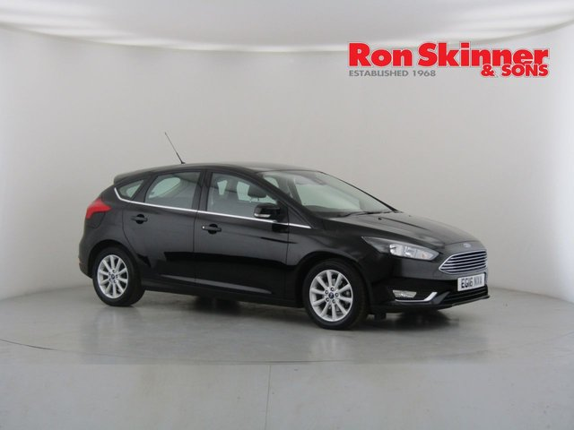 View our 2016 16 FORD FOCUS 1.0 TITANIUM 5d 124 BHP