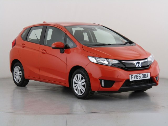 View our 2016 66 HONDA JAZZ 1.3 I-VTEC S 5d 101 BHP