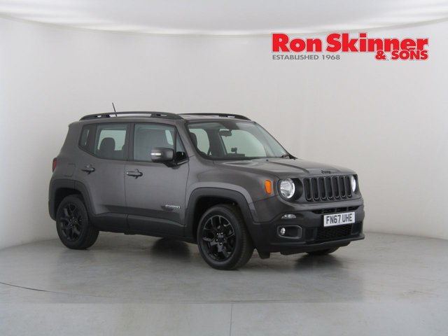 View our 2017 67 JEEP RENEGADE 1.6 M-JET LONGITUDE 5d 118 BHP