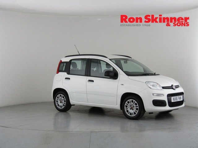 View our 2016 16 FIAT PANDA 1.2 EASY 5d 69 BHP