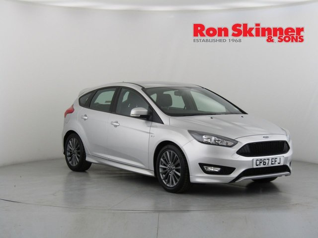 View our 2017 67 FORD FOCUS 1.0 ST-LINE 5d 139 BHP
