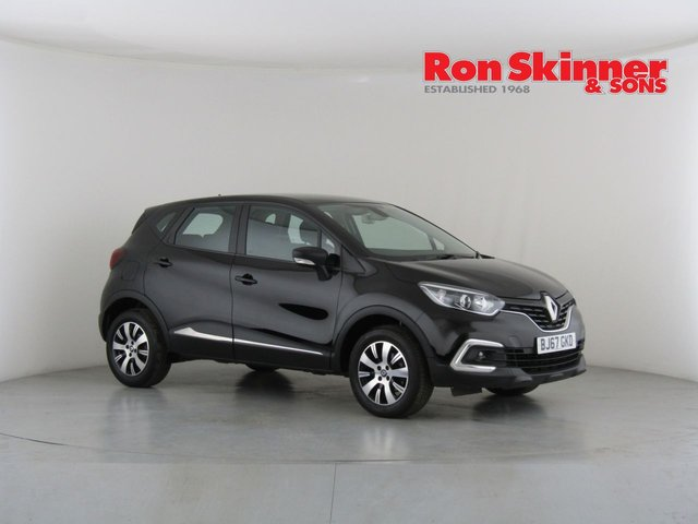 View our 2017 67 RENAULT CAPTUR 1.5 EXPRESSION PLUS DCI 5d 90 BHP