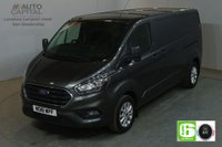 USED 2018 18 FORD TRANSIT CUSTOM 2.0 300 LIMITED L2 H1 130 BHP LWB AIR CON EURO 6 VAN  AIR CONDITIONING EURO 6
