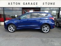 USED 2016 16 FORD KUGA 2.0 TITANIUM X SPORT TDCI 148 BHP **LEATHER * PAN ROOF * F/S/H** ** PARK ASSIS5 * LEATHER * PAN ROOF**