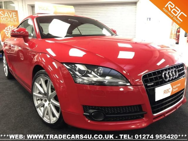 2006 56 AUDI TT Coupe  3.2 V6 QUATTRO 6 SPEED MANUAL