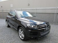 2012 VOLKSWAGEN TOUAREG 3.0 V6 ALTITUDE TDI BLUEMOTION TECHNOLOGY 5d AUTO 242 BHP £SOLD