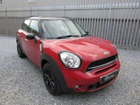 2014 MINI COUNTRYMAN 2.0 COOPER SD 5d 141 BHP £SOLD