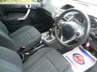 USED 2012 62 FORD FIESTA 1.4 TITANIUM 5d AUTO 96 BHP