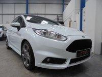 2014 FORD FIESTA 1.6 ST-2 3d 180 BHP £9995.00