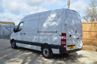 USED 2017 17 MERCEDES-BENZ SPRINTER 2.1 314CDI 140 BHP MWB HR EURO 6  Euro 6 140bhp engine.  With more cities looking into low emission zones its a good time to future proof your business now