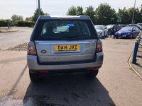 USED 2014 14 LAND ROVER FREELANDER 2.2 TD4 GS 5d AUTO 150 BHP