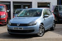 2009 VOLKSWAGEN GOLF 1.4 TSI 122PS SE 5 DOOR PETROL HATCHBACK £6290.00