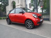 USED 2015 65 SMART FORFOUR 1.0 PRIME 5d 71 BHP ****FINANCE ARRANGED****PART EXCHANGE WELCOME***1 OWNER*£0 FREE TAX*LEATHER*BTOOTH*CRUISE*HEATED SEATS*AUX*USB
