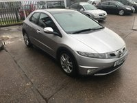 USED 2011 11 HONDA CIVIC 2.2 I-CDTI ES 5d 138 BHP