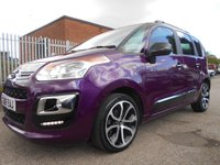 USED 2016 16 CITROEN C3 PICASSO 1.6 BLUEHDI PLATINUM PICASSO 5d 98 BHP ONE OWNER FROM NEW £20