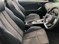 USED 2016 16 AUDI TT 2.0 TFSI Sport Roadster (s/s) 2dr 1 OWNER+VIRTUAL COCKPIT+SATNAV