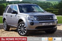 USED 2011 11 LAND ROVER FREELANDER 2.2 TD4 GS 5d 150 BHP 19
