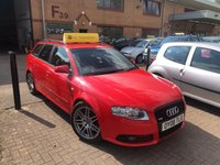 USED 2008 08 AUDI A4 2.0 TDI QUATTRO S LINE SPECIAL EDITION 5d 170 BHP