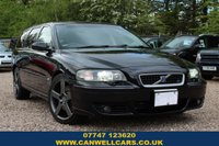 USED 2005 05 VOLVO V70 R ESTATE 2.5 5dr Geartronic AWD