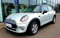 USED 2015 15 MINI HATCH COOPER 1.5 Cooper (s/s) 5dr SAT NAV+BLUETOOTH+PEPPER PACK+