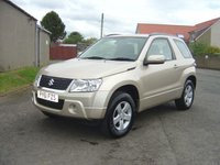 USED 2012 61 SUZUKI GRAND VITARA 2.4 SZ3 3d 166 BHP //  VERY LOW MILEAGE EXAMPLE  //