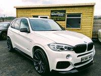 2017 BMW X5 3.0 XDRIVE40D M SPORT 5d AUTO 309 BHP £42500.00
