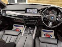 USED 2017 66 BMW X5 3.0 XDRIVE40D M SPORT 5d AUTO 309 BHP 2017 BMW X5 xDrive 40d M Sport Auto 7 Seat