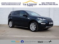 USED 2015 15 LAND ROVER DISCOVERY SPORT 2.2 SD4 HSE LUXURY 5d AUTO 190 BHP One Owner Full Dealer History Buy Now, Pay Later Finance!