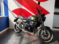 USED 2018 18 KAWASAKI Z900RS ***ONLY 130 MILES***