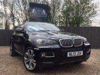 2013 BMW X6 3.0 XDRIVE40D 4dr AUTO £17999.00