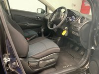 USED 2014 14 NISSAN NOTE 1.2 ACENTA PREMIUM SAFETY DIG-S 5d 98 BHP