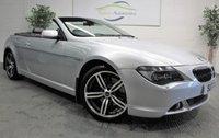2004 BMW 6 SERIES 4.4 645CI 2d AUTO 329 BHP £SOLD
