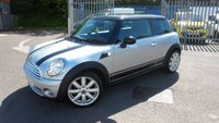 USED 2008 58 MINI HATCH COOPER 1.6 COOPER 3d 118 BHP Lovely Condition For The Age!