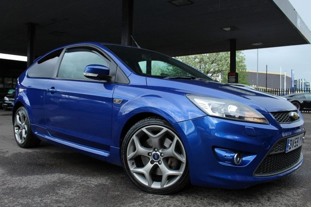 FORD FOCUS at Derby Trade Cars