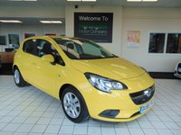 USED 2016 66 VAUXHALL CORSA 1.4 DESIGN ECOFLEX 5d 74 BHP BLUETOOTH + CRUISE CONTROL + SERVICE HISTORY + DAB RADIO + AIR CONDITIONING + USB + REMOTE CENTRAL LOCKING + PRIVACY GLASS + DRIVERS SEAT HEIGHT ADJUSTMENT