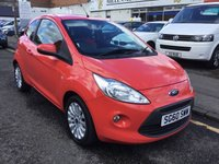 USED 2010 60 FORD KA 1.2 ZETEC 3d 69 BHP OUR  PRICE INCLUDES A 6 MONTH AA WARRANTY DEALER CARE EXTENDED GUARANTEE, 1 YEARS MOT AND A OIL & FILTERS SERVICE.     6 MONTHS FREE BREAKDOWN COVER.     CALL US NOW FOR MORE INFORMATION OR TO BOOK A TEST DRIVE ON 01315387070 !! !!