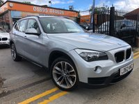 2012 BMW X1 2.0 XDRIVE20D SPORT 5d AUTO 181 BHP £8450.00