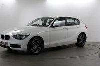 2012 BMW 1 SERIES 1.6 116I SPORT 5d 135 BHP £SOLD