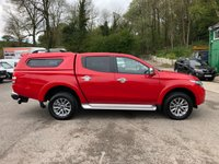 USED 2017 67 MITSUBISHI L200 2.4 DI-D 4WD BARBARIAN PICKUP *TOW BAR FITTED*